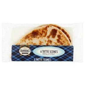Brownings The Bakers 6 Tattie Scones
