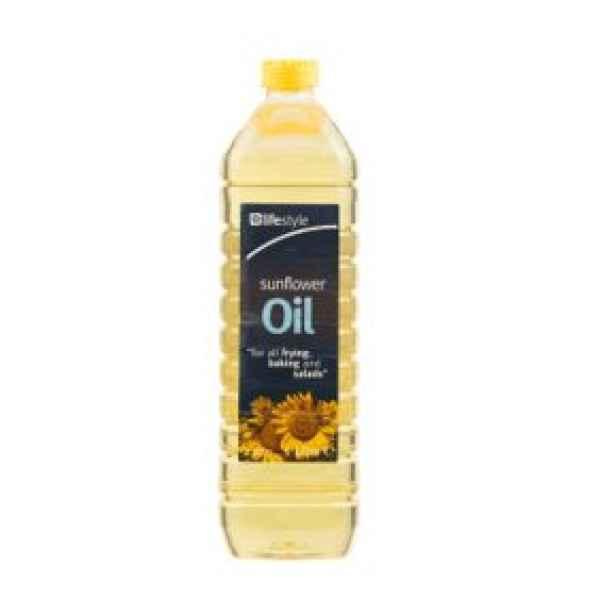 Lifestyle Sunflower Oil