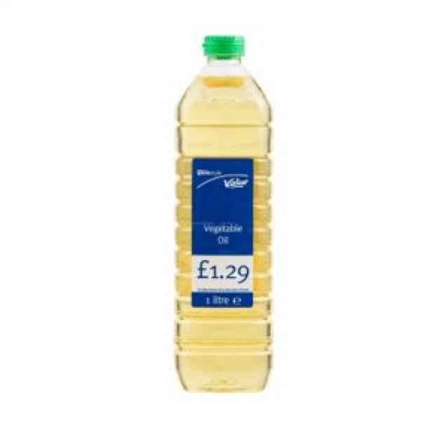 Lifestyle Vegetable Oil