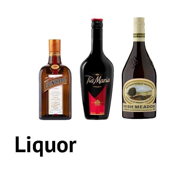 Spirits - Liquor