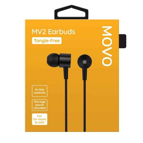 MOVO MV2 Earphones