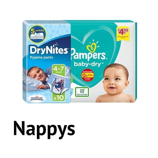 Nappys