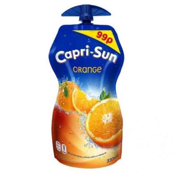 Capri-Sun Orange 330ml PM