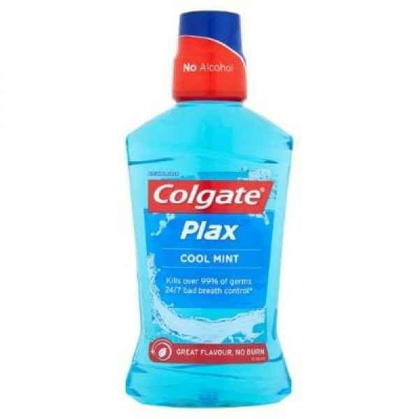 Colgate Plax Cool Mint Mouthwash Alcohol Free 250ml