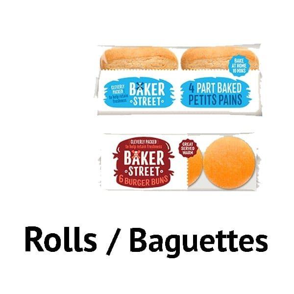 Rolls/Baguettes