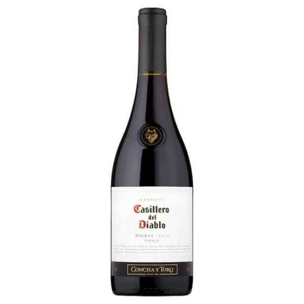 Casillero del Diablo Shiraz Dry Red Wine