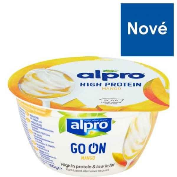 Alpro Soy Product Mango-Maracuja