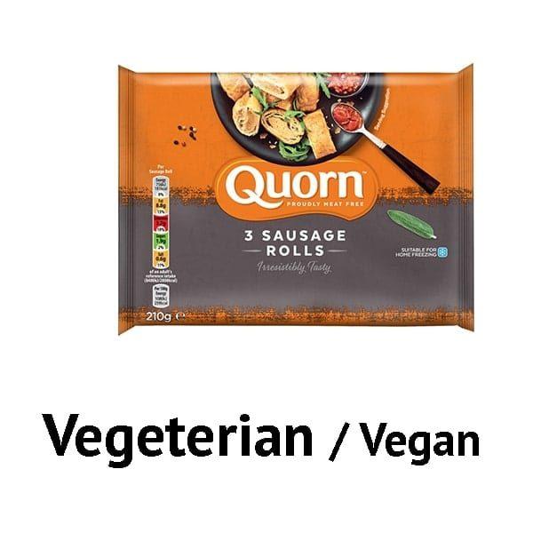 Vegeterian / Vegan