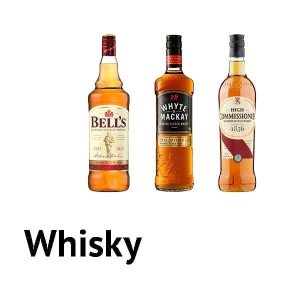 Spirits - Whisky