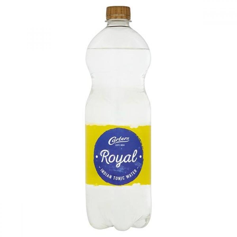 Carters Royal Tonic Water