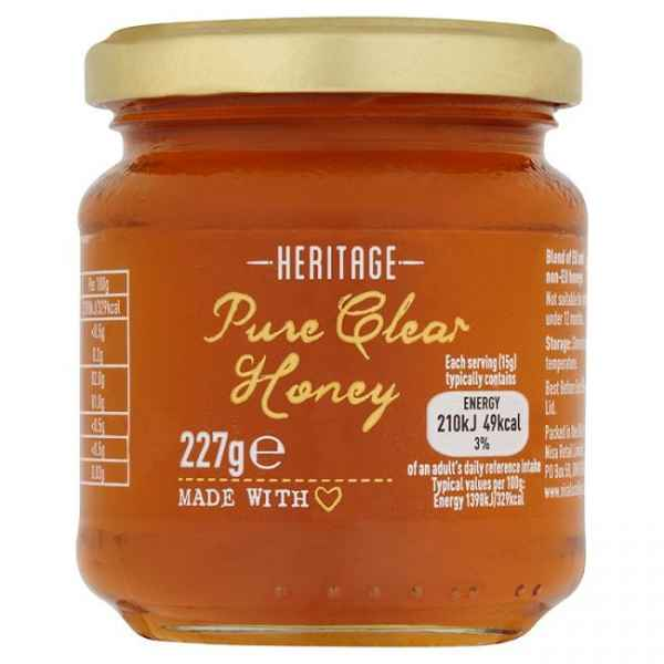 Heritage Pure Clear Honey