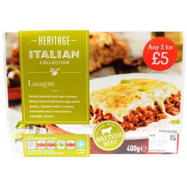 Heritage Lasagne