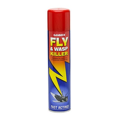 Sanmex Fly & Wasp Killer – 300ml