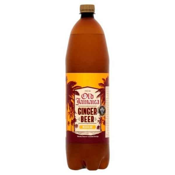 Five Star Ginger Beer 1.5L