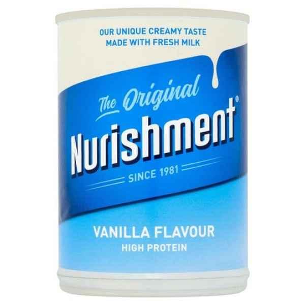 Dunns River Nurishment Vanilla Flavoured 400G