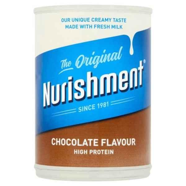 Dunns River Nurishment Chocolate Flavoured 400G