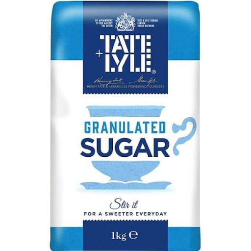 Tate + Lyle Granulated Sugar 1KG