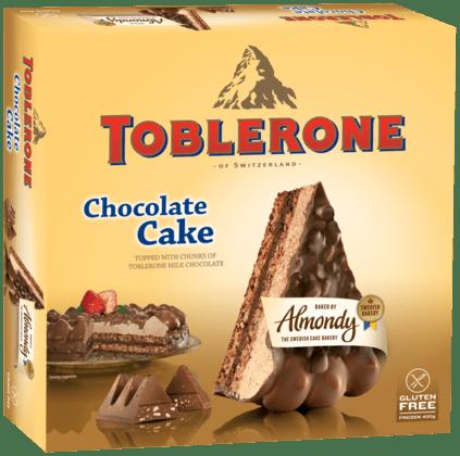 Toblerone Almondy Cake 400g