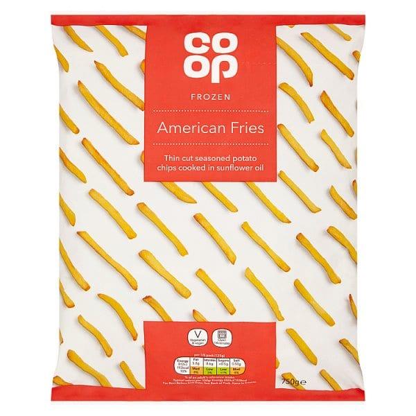 Co Op American Fries