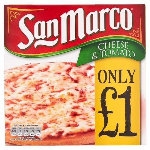 San Marco Cheese & Tomato 253g