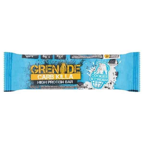 Grenade Carb Killa High Protein Cookies n Cream