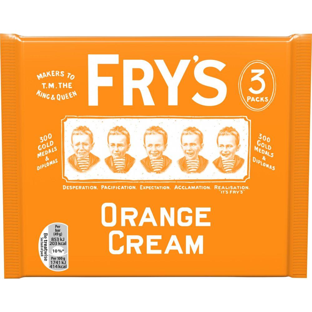 Frys Orange 3pk