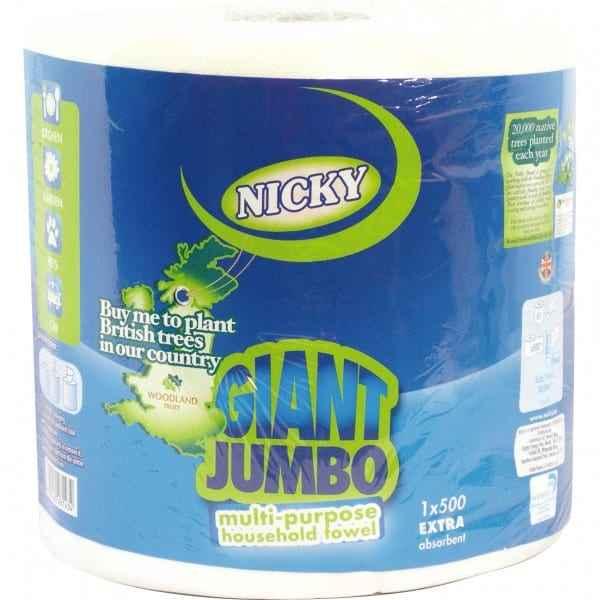 Nicky Giant Jumbo