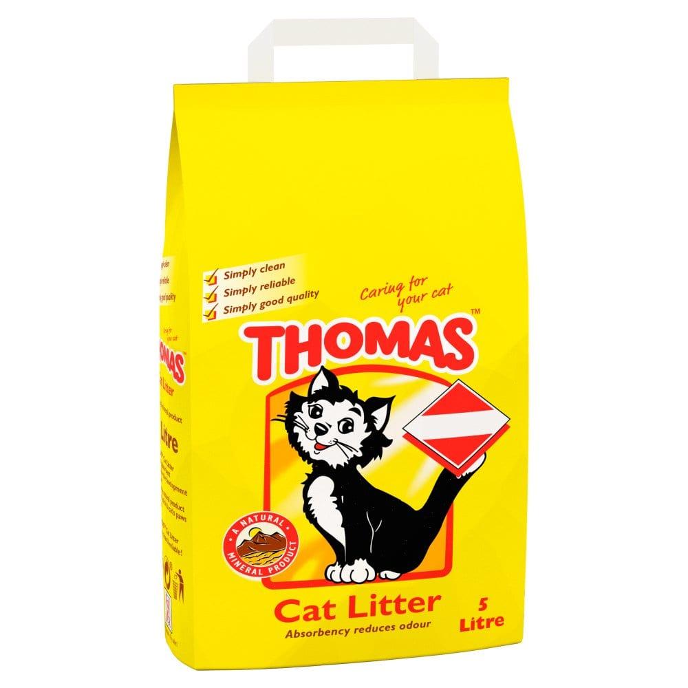 Thomas Cat Litter 5L