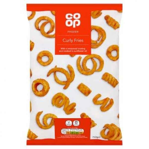 Co Op Curly Fries