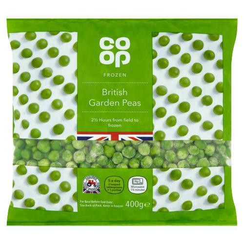 Co Op Garden Peas