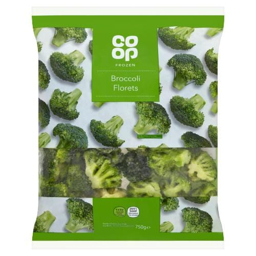 Co Op Broccoli Florets