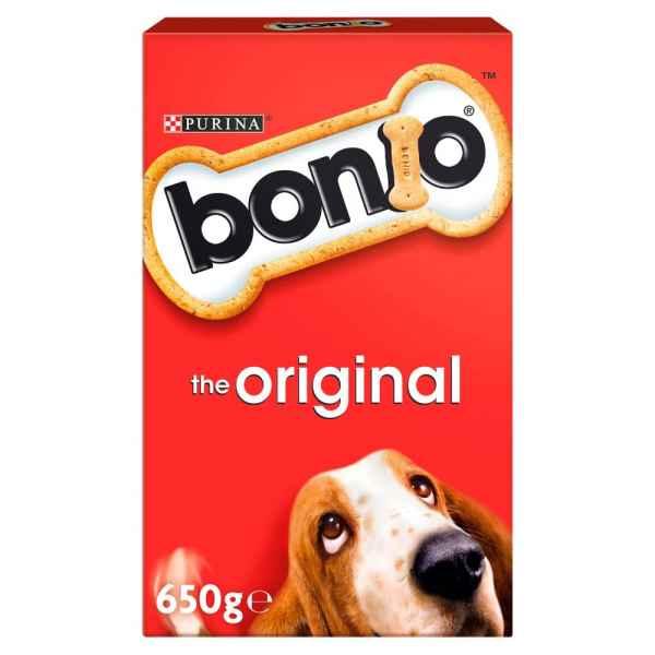 Bonio Biscuits Dog Food 650g