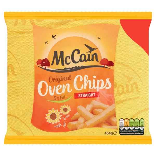 McCain Original Oven Chips Straight