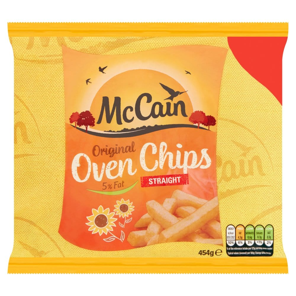 McCain Original Oven Chips Straight