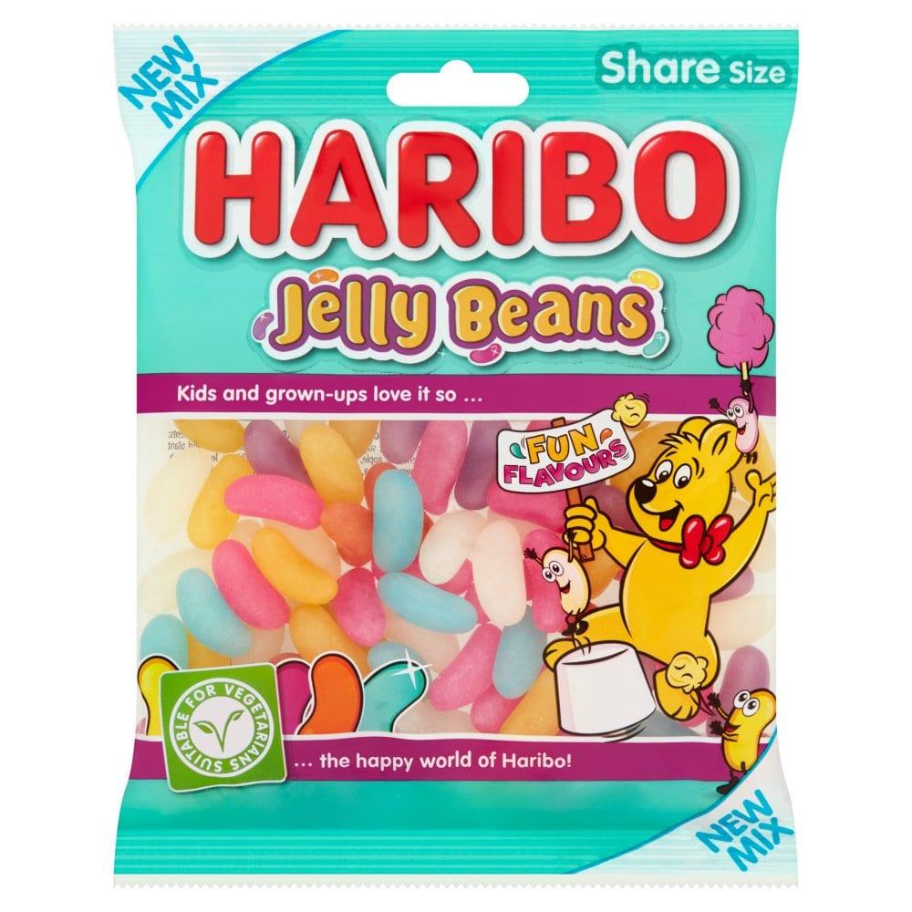 HARIBO Jelly Beans Bag 140g