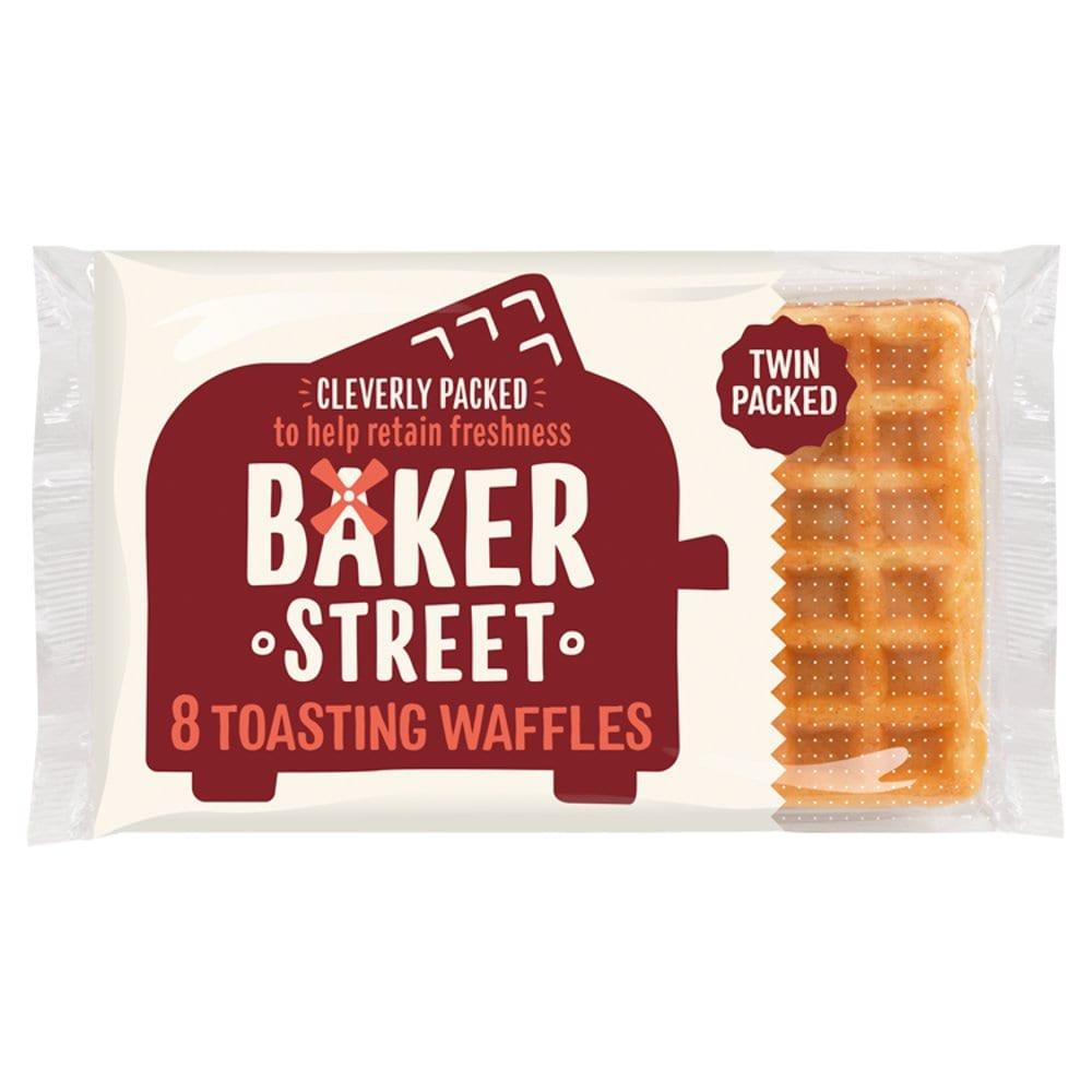 Baker Street 8 Toasting Waffles