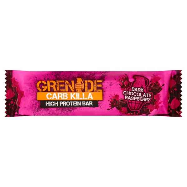Grenade Carb Killa High Protein Bar Dark Chocolate Raspberry 60g