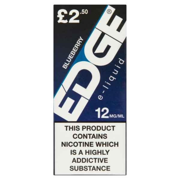 Edge Blueberry E-Liquid 12mg/ml 10ml