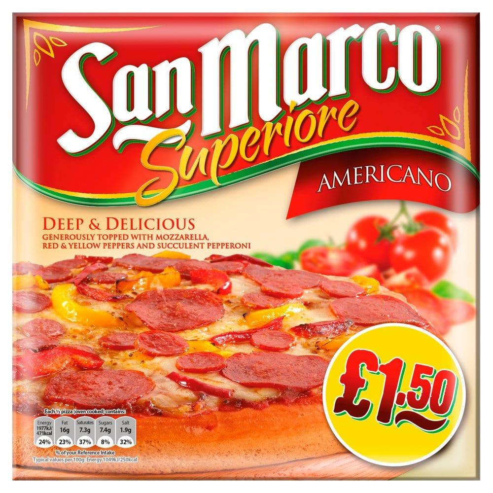 San Marco Superiore Americano 391g