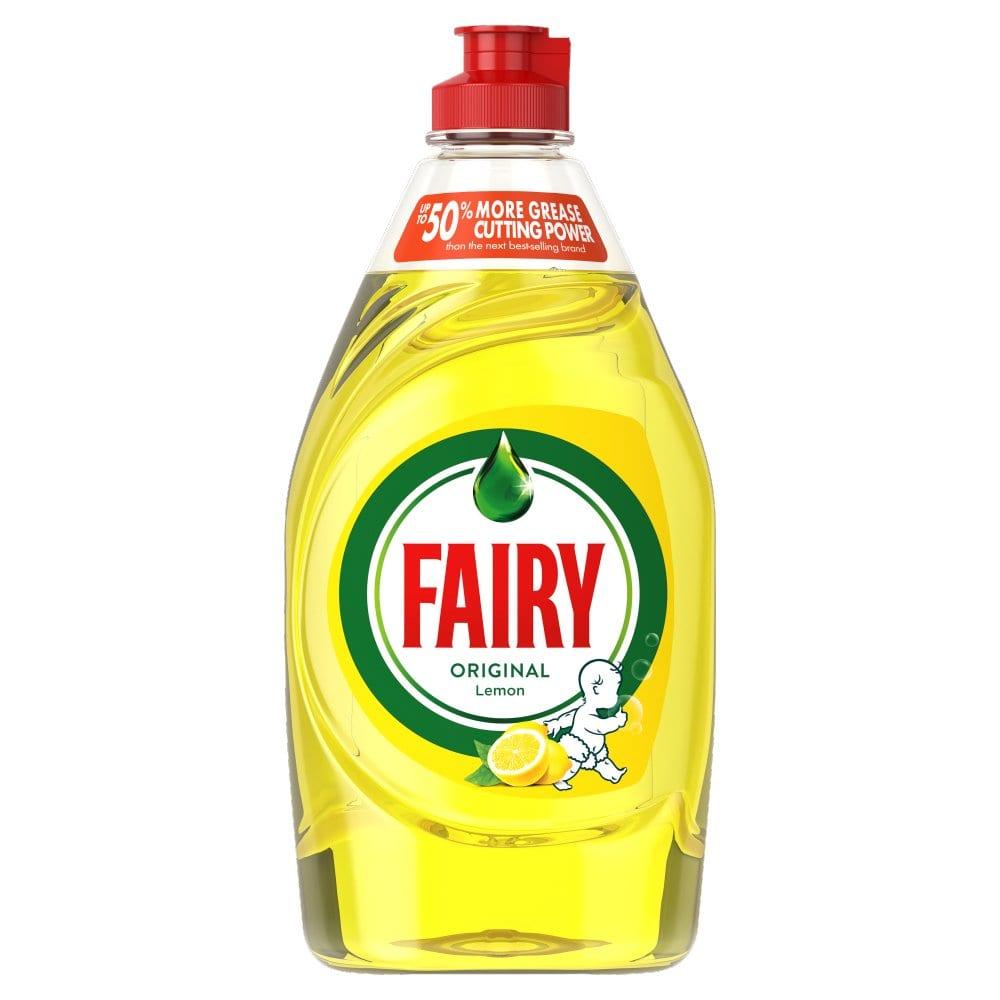 Fairy Original with Lemon 433ML