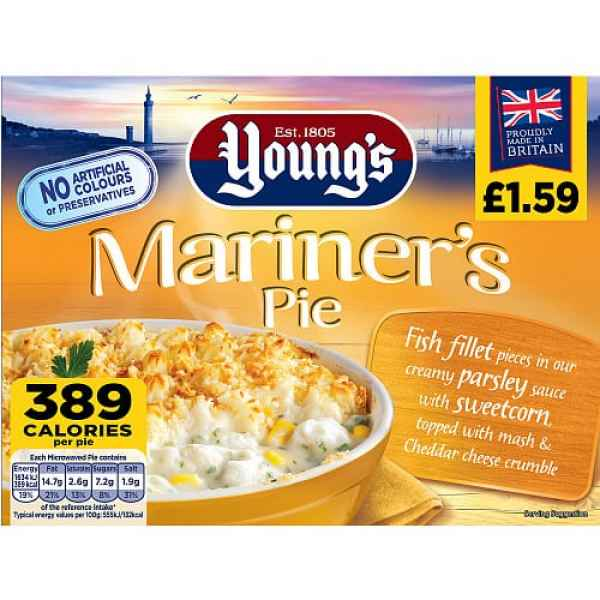 Youngs Mariners Pie PM