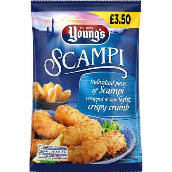 Youngs Scampi PM