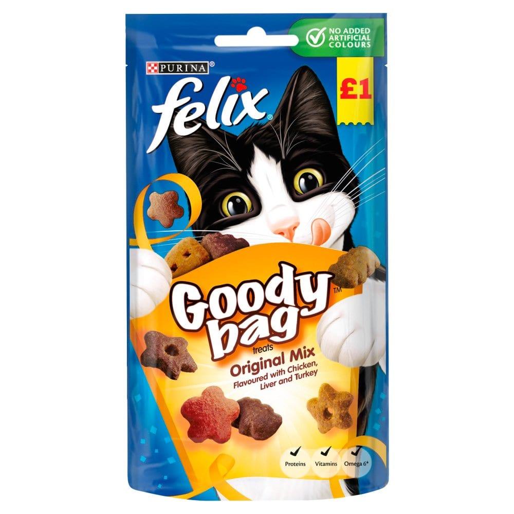 Felix Cat Treats Original Mix 60g