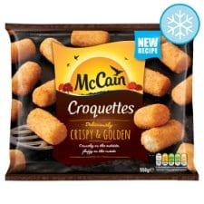 McCains Corquettes
