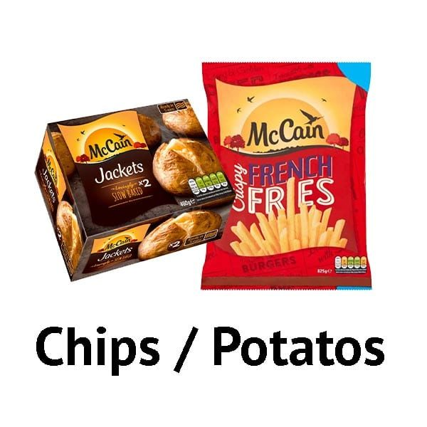 Chips / Potatos