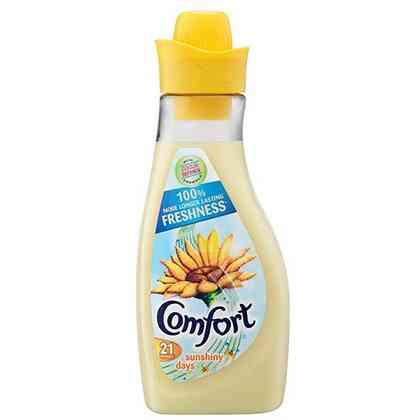 Comfort Sunshiny Days Fabric Conditioner 21 Wash 750ml