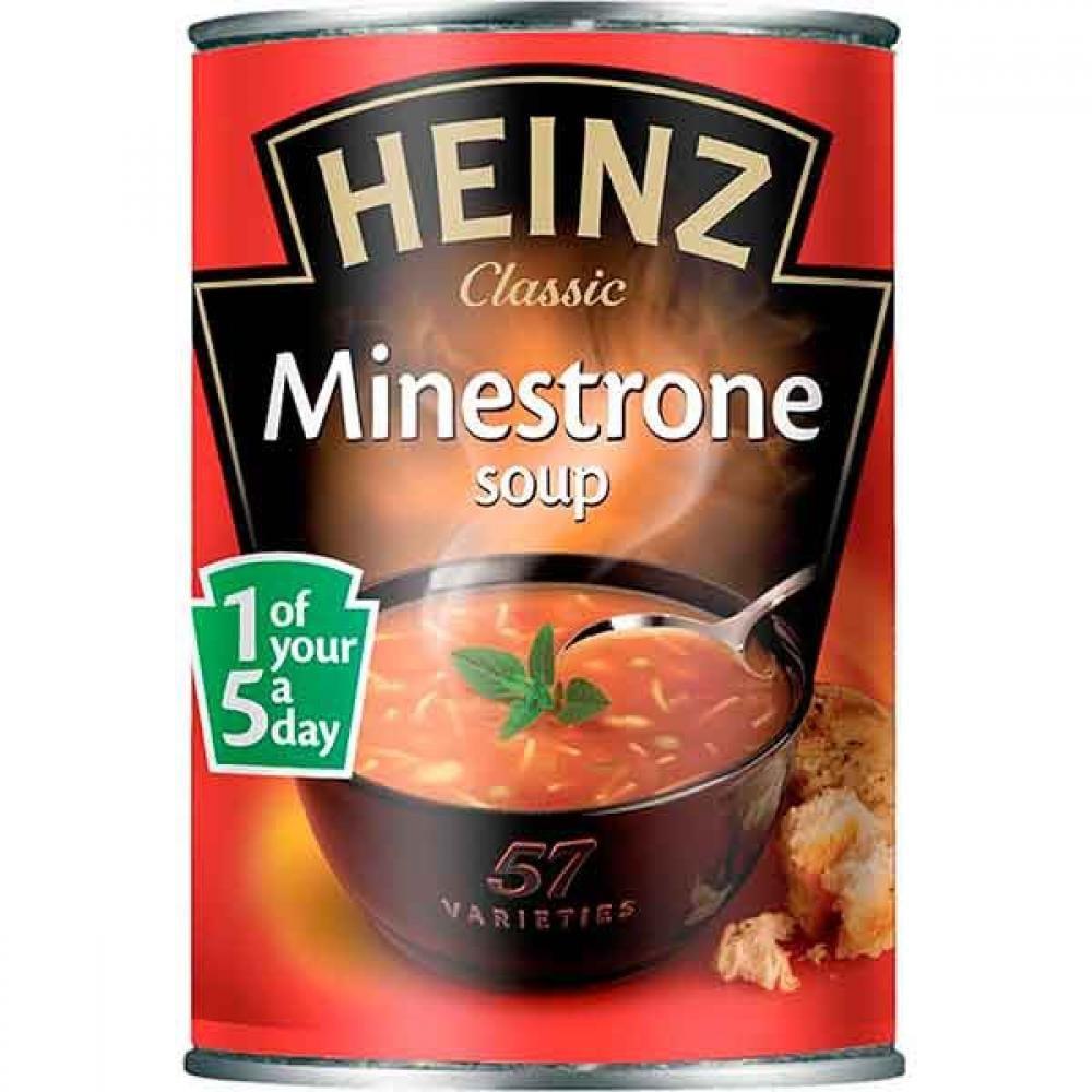 Heinz Minestrone Soup 400g