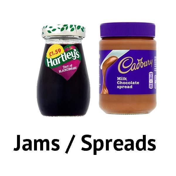 Jams / Spreads