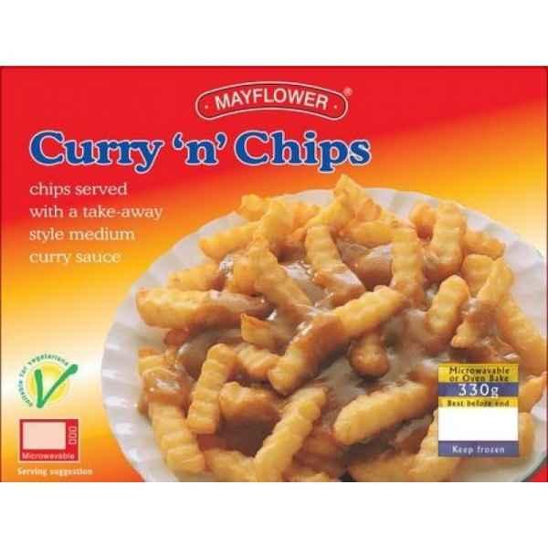 Mayflower Cheesy Chips