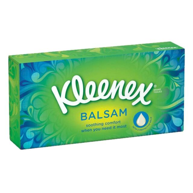 Kleenex Balsam PM